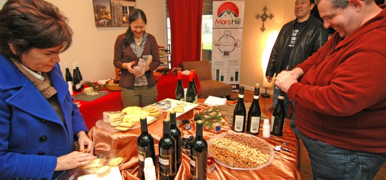 2011 Wine and Cheese Appreciation Event