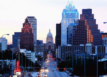 Austin, Texas Makes the Cut